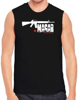 Magar Street Veteran Sleeveless