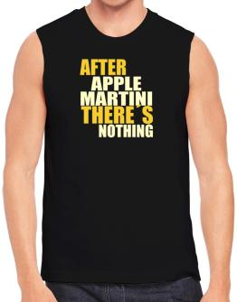 After Apple Martini There