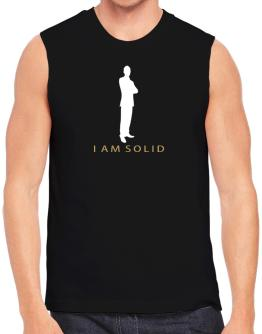 I Am Solid - Male Sleeveless