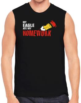 My Eagle Ate My Homework Sleeveless