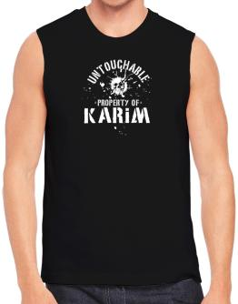 Untouchable : Property Of Karim Sleeveless