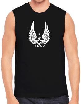 Arav - Wings Sleeveless