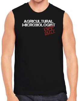 Agricultural Microbiologist - Off Duty Sleeveless