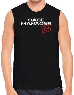 Case Manager - Off Duty Sleeveless