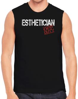 Esthetician - Off Duty Sleeveless