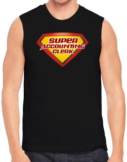 Super Accounting Clerk Sleeveless