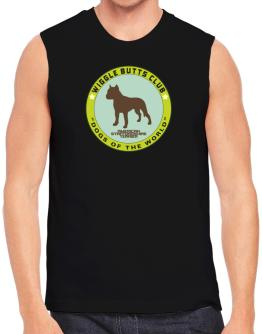 American Staffordshire Terrier - Wiggle Butts Club Sleeveless
