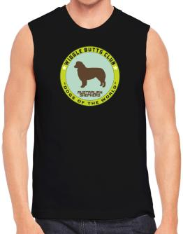 Australian Shepherd - Wiggle Butts Club Sleeveless