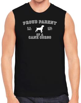 Proud Parent Of Cane Corso Sleeveless