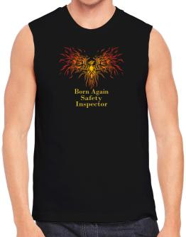 Born Again Safety Inspector Sleeveless