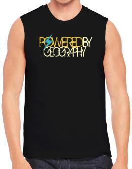Powered By Geography Sleeveless