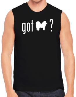 Got American Eskimo Dog ? Sleeveless