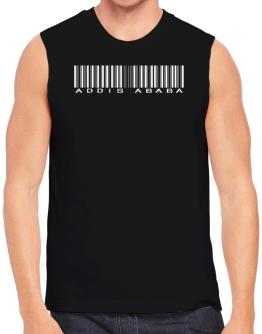 Addis Ababa Barcode Sleeveless