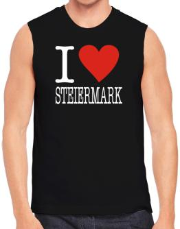 I Love Steiermark Sleeveless