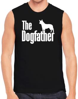 The dogfather Australian Cattle Dog Sleeveless