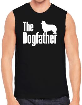 The dogfather Border Collie Sleeveless