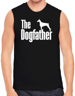 The dogfather Doberman Pinscher Sleeveless