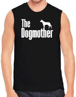 The dogmother Belgian Shepperd Malinois Sleeveless