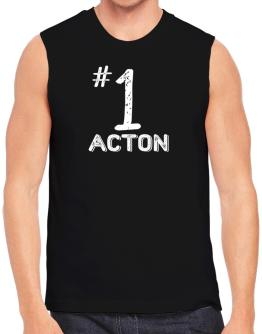 Number 1 Acton Sleeveless