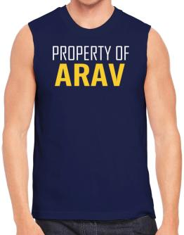 Property Of Arav Sleeveless