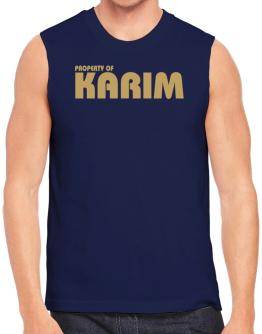 Property Of Karim Sleeveless