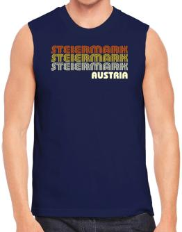 Retro Color Steiermark Sleeveless
