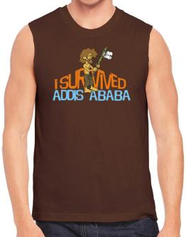 I Survived Addis Ababa Sleeveless