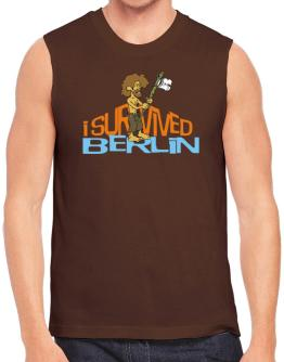 I Survived Berlin Sleeveless