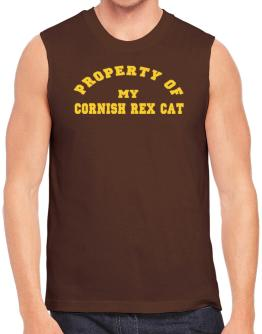 Property Of My Cornish Rex Sleeveless