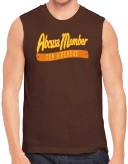 Abcusa Member For A Reason Sleeveless