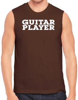Guitar Player - Simple Sleeveless