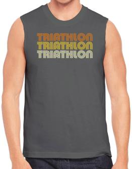 Triathlon Retro Color Sleeveless