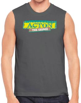 Acton The Savage Sleeveless