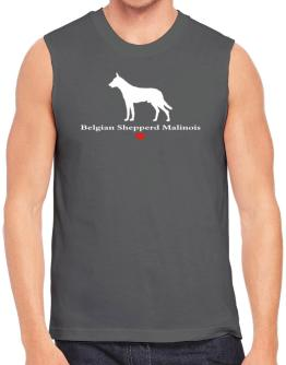 Belgian Shepperd Malinois love Sleeveless