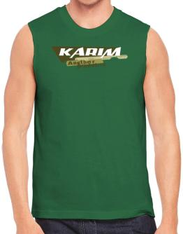 Karim - Another Dimension Sleeveless