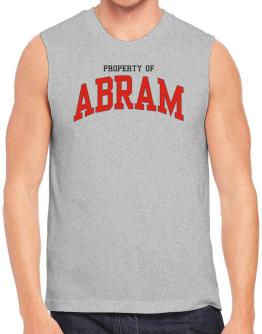 Property Of Abram Sleeveless