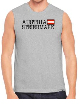 """ Steiermark - Flag "" Sleeveless"