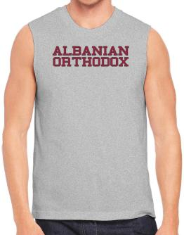 Albanian Orthodox - Simple Athletic Sleeveless