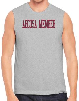 Abcusa Member - Simple Athletic Sleeveless