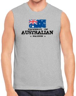 Property of Australian Nation Sleeveless