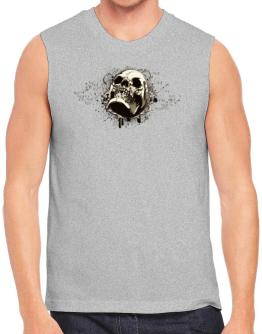 Skull neo wave Sleeveless