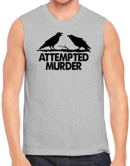 Crows Attempted Murder Sleeveless