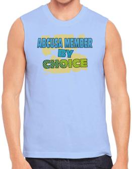 Abcusa Member By Choice Sleeveless