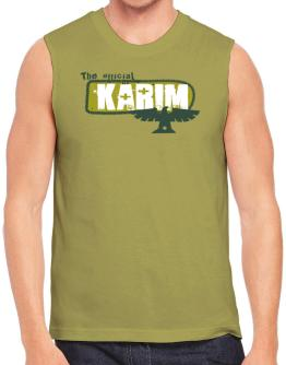The Official Karim Sleeveless