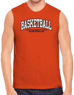 Basketball Athletic Department Australia Sleeveless