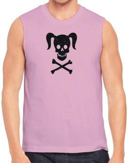 Skull girl Sleeveless