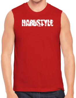 Hardstyle - Simple Sleeveless