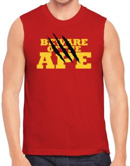 Beware Of The Ape Sleeveless