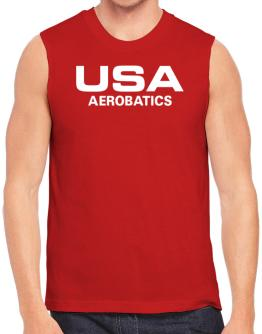 Usa Aerobatics / Athletic America Sleeveless