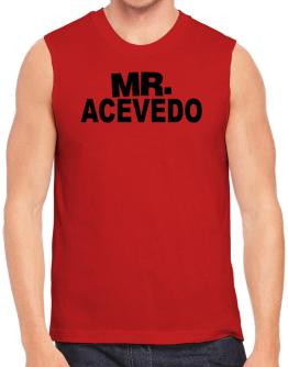 Mr. Acevedo Sleeveless
